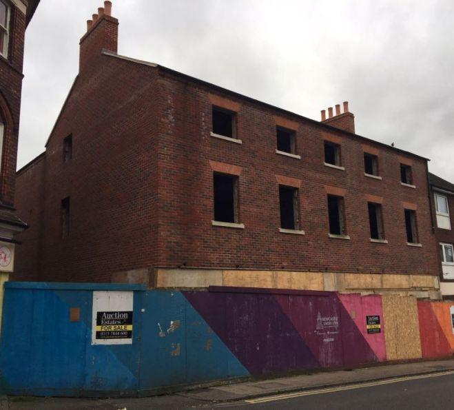 228dd9364441a Lot - 8-10 High Street, Newcastle-Under-Lyme, Staffordshire, ST5 1RA  Auction Lot £95,000+ - Auction Estates
