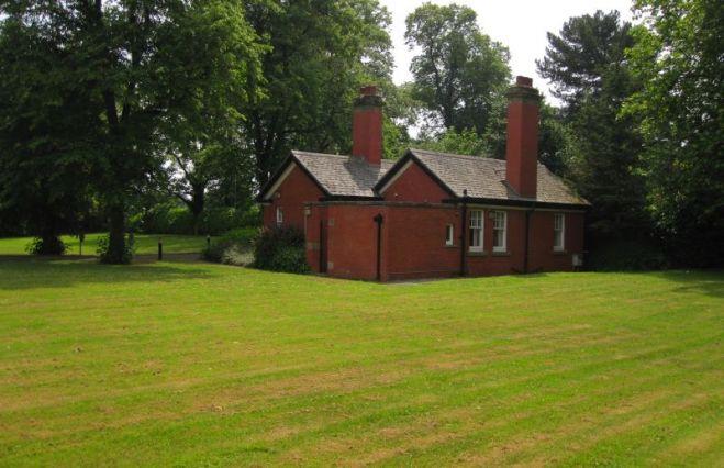Lot South Lodge Victoria Avenue Crewe Cheshire Cw2