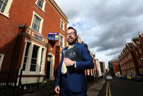 Nottingham Auction House Opens First Office news item