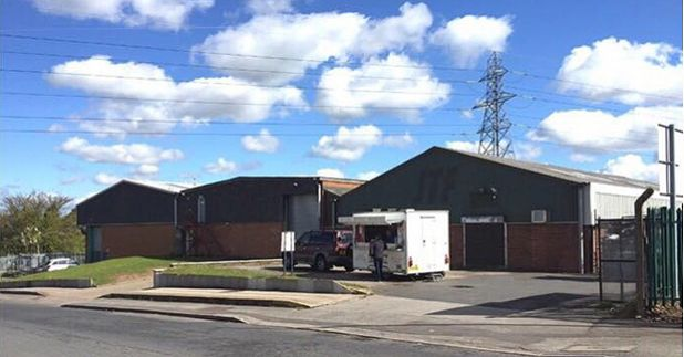 Successful acquisition of the former JTF Industrial unit in Mansfield news item