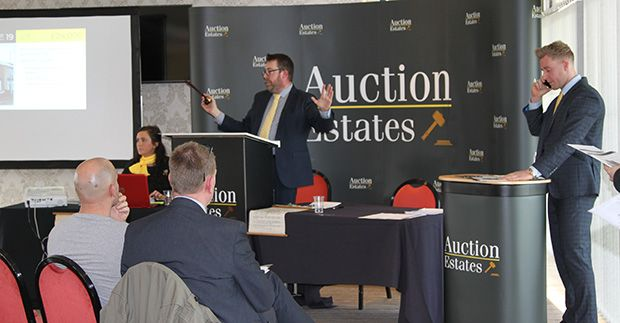 Confidence remains high as Auction Estates sell over £2m of stock news item