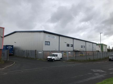 17,106 sq ft industrial unit in Widnes sold by Auction Estates news item