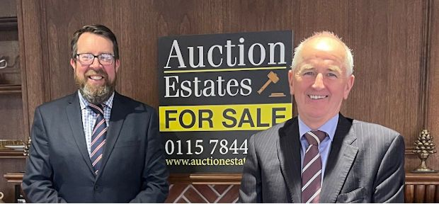 Nottingham Auction House Makes Bid For Success with Landmark Appointment news item